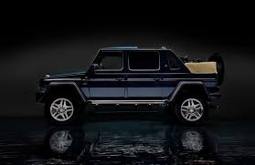 Goes Off The Maybach G Wagen G 550 Goes Off Road Man Of Many