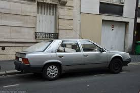1984 renault alliance is the renault 25 a future classic ran when parked
