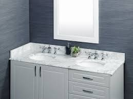 Vanity With Carrera Marble Top Pedra Marble Vanity Top With Um Oval Bowl Carrara Marble 61
