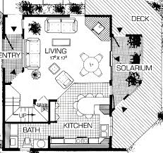 space saving house plans bungalow space efficient solar green home