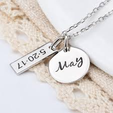 personalized necklace images Personalized necklace apotie jpg
