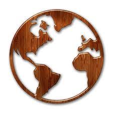 wood world world icon 028328 icons etc
