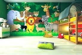 chambre de bébé jungle chambre garcon jungle stickers chambre bebe jungle pas cher
