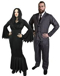 gothic family manor tv u0026 film characters halloween fancy dress