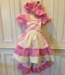 Lamb Halloween Costume Bo Peep Halloween Costume Pink White Dress Mary