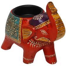 bulk wholesale 4 u201d hand crafted elephant candle stand tea light