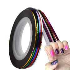 popular striping tape nail art buy cheap striping tape nail art