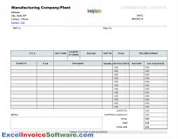 Invoice Template For Excel 2007 Invoice Template In Excel Template Ptasso