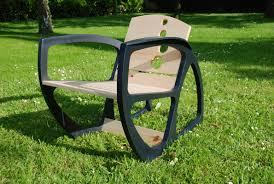 mobilier exterieur design fauteuil de jardin bulle nouvelle version atelier pourquoi pas