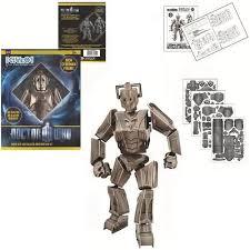 build a doctor doctor who kitt o cyberman kit