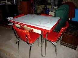 Best Vintage Kitchen Tables Images On Pinterest Vintage - Vintage metal kitchen table