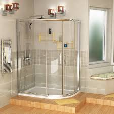 shower curtains doorless shower designs teach you how to go with