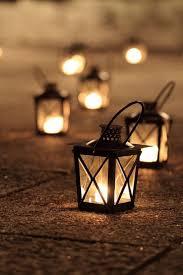 la lanterne bougie un objet déco classique en 45 photos