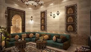 moroccan sitting room on behance interiors arabic moroccan