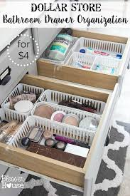organizing bathroom ideas best 25 bathroom drawer organization ideas on pinterest diy within