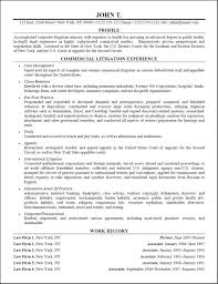 Associate Attorney Cover Letter Transactional Attorney Sample Resume