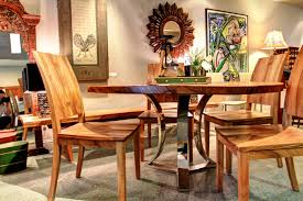 Dining Room Tables Seattle by Nice Plank Dining Table And Chairs