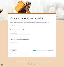 Resume For Courier Driver How To Sign Up For Caviar And In Person Interview Session
