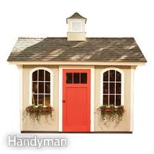 How To Build A Storage Shed Diy by How To Build A Shed On The Cheap U2014 The Family Handyman