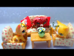 Calico Critters Living Room by Lps Calico Critters Living Room Suite Youtube