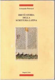 libreria petrucci breve storia della scrittura armando petrucci 8