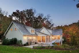 Classic Cottage Custom Vacation Homes Maryland Lake House