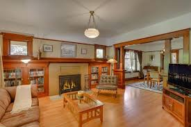 arts and crafts style homes interior design 28 great craftsman living room and family room design ideas