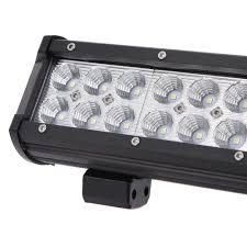 Philips Led Light Bar by Aliexpress Com Buy 72w Led Light Bar 12 U0027 U0027 Work Light For Polaris