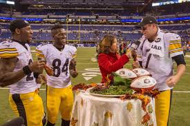 giving thanks for steelers nation on this thanksgiving day