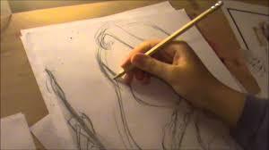 how to draw disney u0027s tangled rapunzel youtube
