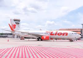 lion air thai lion air targets trade with amadeus