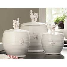 rooster kitchen canisters 133 best rooster canisters images on canister sets