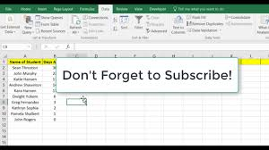 sorting numbers and letters in excel youtube