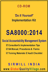 amazon com sa 8000 2014 implementation kit manual procedures