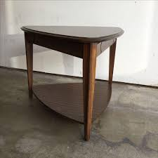 Mersman End Table Mid Century Mersman Guitar Pick End Table Chairish