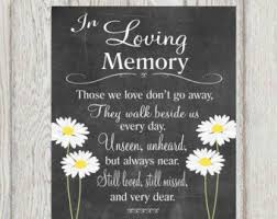 wedding memorial sign the 25 best wedding memorial table ideas on wedding