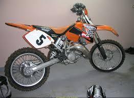 2004 ktm 125sx u2013 idee per l u0027immagine del motociclo