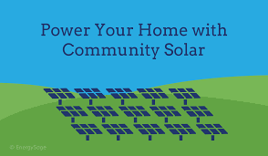 how to go solar community solar how to go solar without rooftop panels
