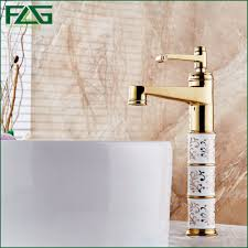 Gold Bathroom Fixtures by Online Get Cheap Gold Mixer Aliexpress Com Alibaba Group