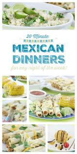 Mexican Themed Dinner Party Menu Easy Mexican Dinner Ideas In 20 Minutes Lifestyle Blog