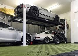 porsche garage garage gallery racedeck