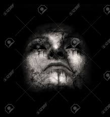 really scary halloween background ghost face stock photos u0026 pictures royalty free ghost face images
