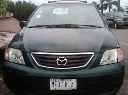 mazda mpv 2016 price a clean naija used 2000 mazda mpv for sale price 650k asking