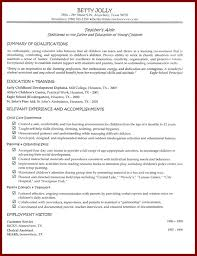 Employment History Example 18 Curriculum Vitae Examples For Students Sendletters Info