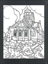 coloring page for van vincent van gogh coloring pages van coloring book van coloring page