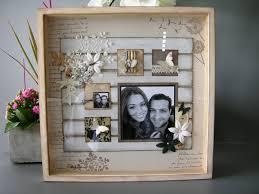 un cadeau de mariage carte pour accompagner un cadeau de mariage photo de