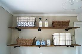 Storage Ideas For Laundry Room Laundry Room Basket Shelves Chic Laundry Shelving Ideas Laundry