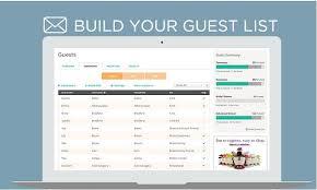 wedding guest register best websites for wedding guests to rsvp