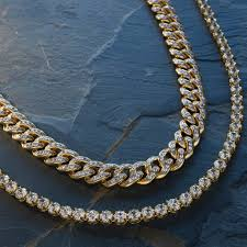 chain length mens necklace images The ultimate guide on buying a hip hop chain by niv 39 s bling jpg