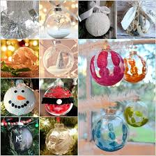 15 creative clear ornament ideas
